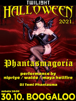Twilight Halloween 2021 / Phantasmagoria
