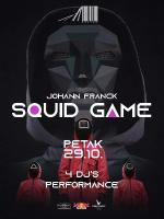 Squid Game Johann Franck 2021.