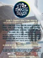 Stop Making Sense Festival 2014