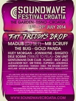 Soundwave Croatia 2014