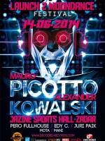 LAUNCH 2 MOONDANCE @ Jazine Sports Hall//// Zadar 14.06.2014