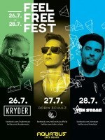 Feel Free Fest @ Aquarius Zrce