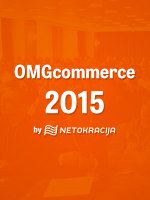 OMGcommerce 2015 - by Netokracija