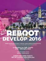 Reboot Develop 2016