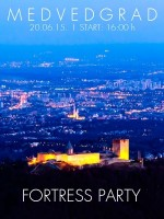 BSH Medvedgrad Fortress Party 20.06.2015. | Zagreb Sunset Sessions