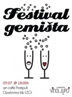 FESTIVAL GEMIŠTA by VINOLJUPCI
