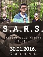 S.A.R.S. live @ discotheque Magnus (Pazin)