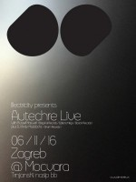 Illectricity presents Autechre (UK)