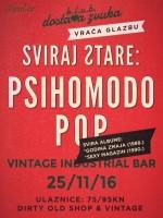 SVIRAJ STARE: PSIHOMODO POP