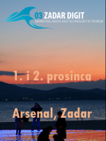 Zadar DigIT - konferencija o digitalnom turizmu