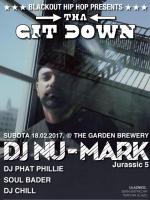 DJ Nu-Mark (Jurassic 5) at 'Tha Git Down'