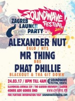 Soundwave predstavlja Mr.Thing & Alexander Nut