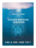 #welovesound Zagreb Weekend Takeover