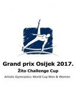 Svjetski kup u gimnastici Osijek