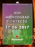 BSH Medvedgrad Fortress powered by Heineken