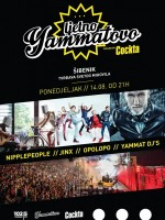 Ljetno Yammatovo u Šibeniku: Jinx, Opolopo, Nipplepeople & Yammat DJs
