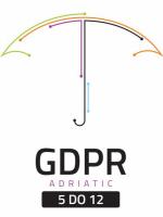 Regionalna GDPR Adriatic konferencija - 5 do 12