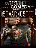 LAJNAP predstavlja: 'STVARNOST 2.0' - Stand up comedy - Goran Vugrinec