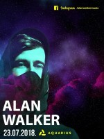 ALAN WALKER @ Aquarius Club Zrce Beach - 23.07.