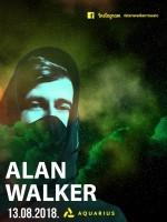 ALAN WALKER @ Aquarius Club Zrce Beach - 13.08.