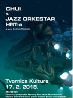 Chui & Jazz orkestar HRT-a u Tvornici Kulture