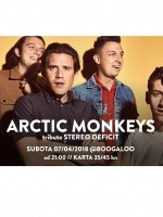 Arctic Monkeys tribute Stereo Deficit