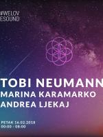 We Love Sound w. Tobi Neumann - Marina Karamarko - Andrea Ljekaj