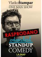 LAJNAP predstavlja: 'ODRASLOST' - Stand Up Comedy - Vlatko Štampar