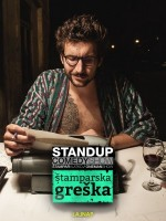 LAJNAP predstavlja: - ŠTAMPARSKA GREŠKA - stand-up comedy Vlatko Štampar