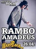 RAMBO AMADEUS @ HARD PLACE ZAGREB