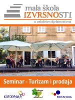 Seminar - Turizam i prodaja