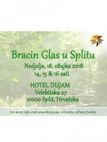 Bracin Glas u Splitu