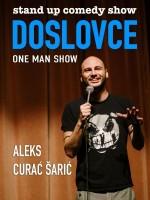 LAJNAP predstavlja: 'DOSLOVCE' - Stand Up Comedy - Aleks Curać Šarić