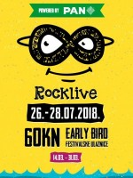 RockLive Festival 8 (Jezero Šoderica, Koprivnica)