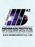 Membrain Festival 2018.