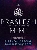 #WELOVESOUND birthday special