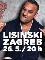 Russell Peters Deported in Zagreb