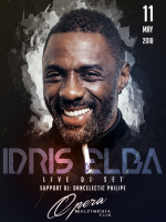 IDRIS ELBA @ OPERA CLUB