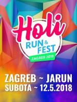 HOLI RUN & FEST ZAGREB 2018