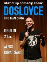 LAJNAP predstavlja: OGULIN - 'DOSLOVCE' - Aleks Curać Šarić