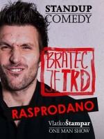 LAJNAP predstavlja - BRATEC JE TRD - stand up comedy Vlatko Štampar