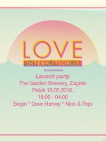 Love International Recordings Launch Party
