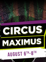 CIRCUS MAXIMUS (with ROBIN SCHULZ, TUJAMO and Marshmello) @ Noa Beach Club, 06.-08.08.2018.