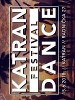 Katran DANCE Festival / 4 Floors / 4 DJs / KATRAN_zg / 15.06