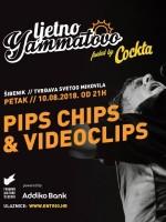 Ljetno Yammatovo: PIPS CHIPS & VIDEOCLIPS - MAYALES - DJ MAMINHO