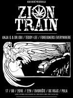 Zion Train @ Dvorište