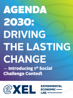 Agenda 2030: Driving the lasting change,  Introducing 1st Social Challenge Contest