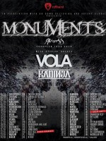 Monuments & Vola + support