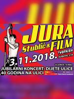 JURA STUBLIĆ & FILM - 40 godina od nastanka prve pjesme