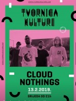 CLOUD NOTHINGS u Tvornici kulture
